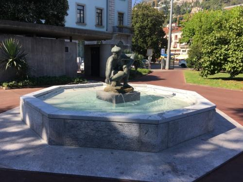 Fontana della bagnante